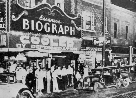 Biograph Theater, 1934