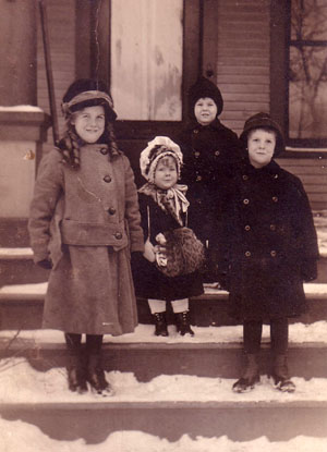 Drueke Children, 1917