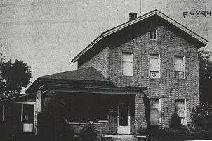 Hauser house, 1955
