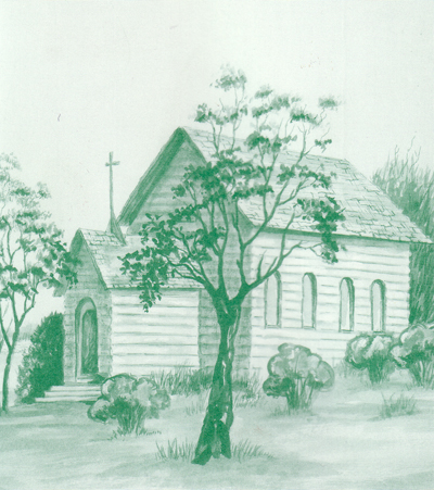 St. Dennis Church, 1846