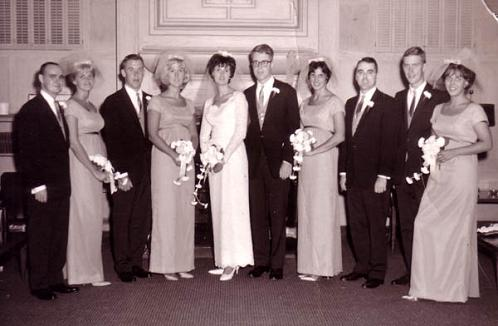 Wedding Party, 1964