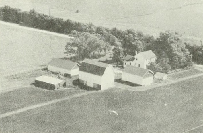 Aerial Survey of Biggins Farm