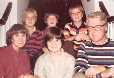 Biggins Family December 1978