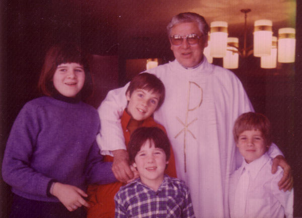 First Communion, 1978