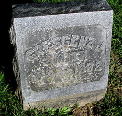 Crescenz Smith tombstone