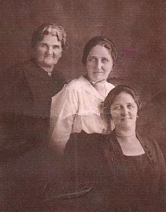 Ellen and daughters