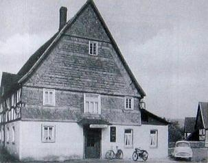 Dr�ecke houses in Ostentrop