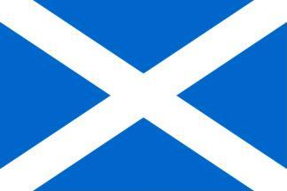 Scottish (UK) Flag