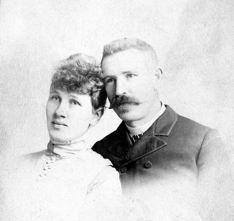 Cris and Mary Hauser Smith