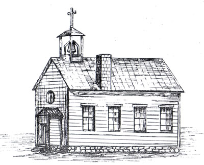 St. Mary's Church, 1857