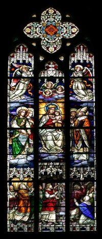 St. Mary's window